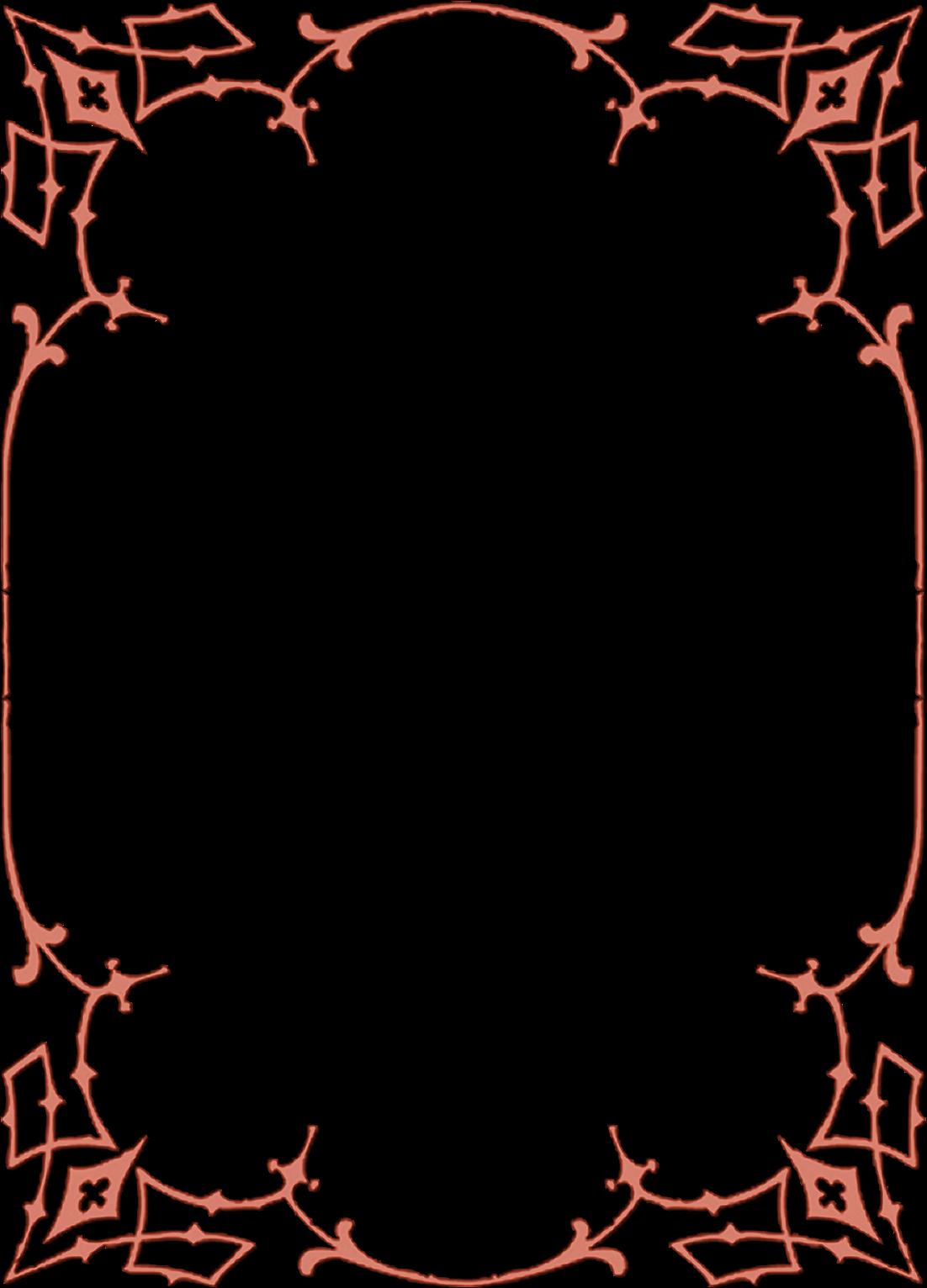 Filigree clipart filigree frame. Images of border png