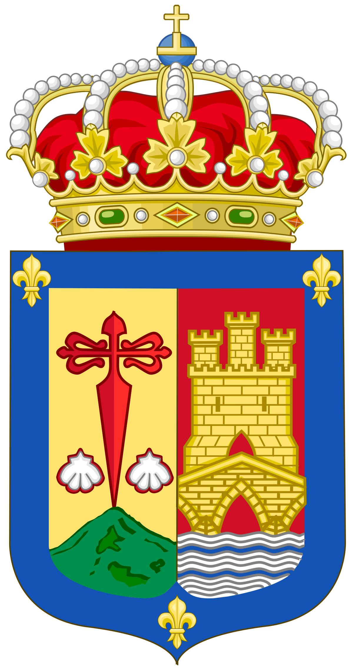 Coat of arms of La Rioja