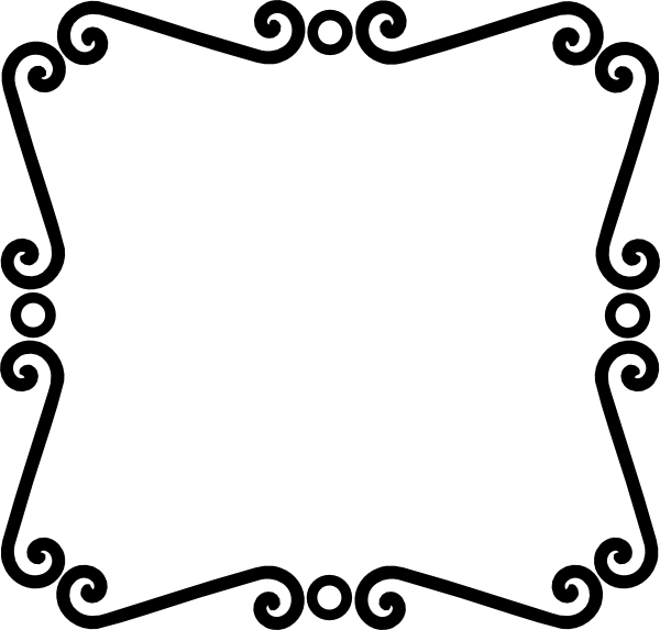Clipart free download best. Scroll frame png