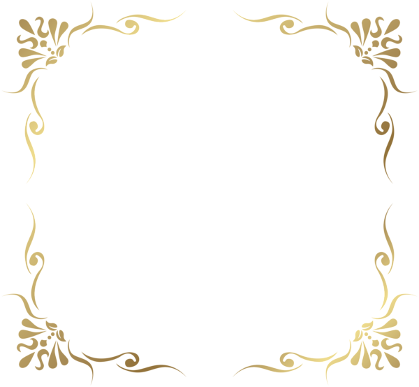 Decorative frame border picture. Are png files transparent