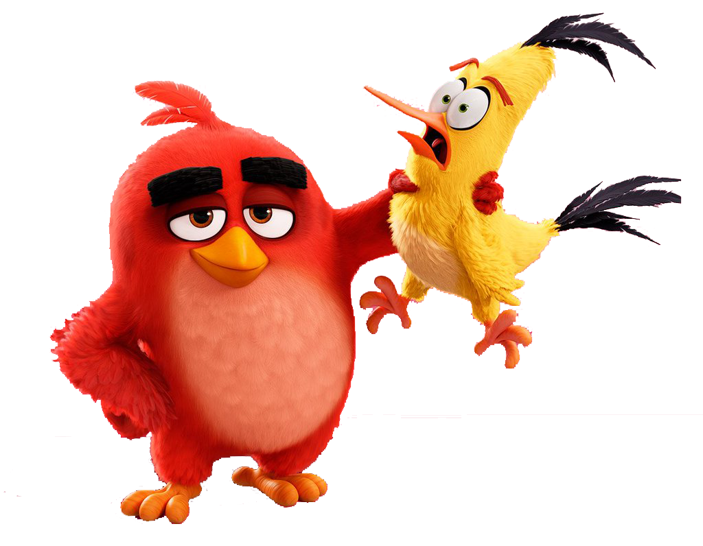 Red angry birds bird. Mad clipart outraged