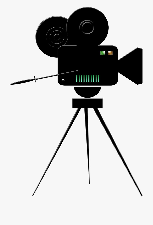 Clip camera transparent background. Film clipart camara