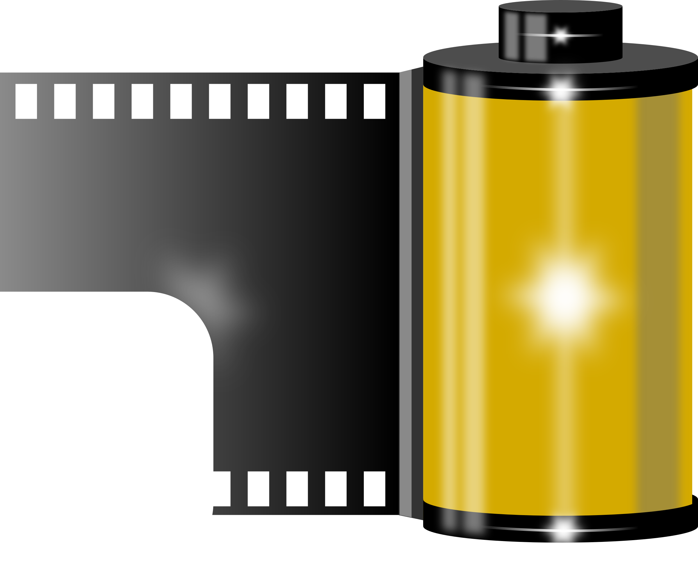 Roller. Film clipart camera roll