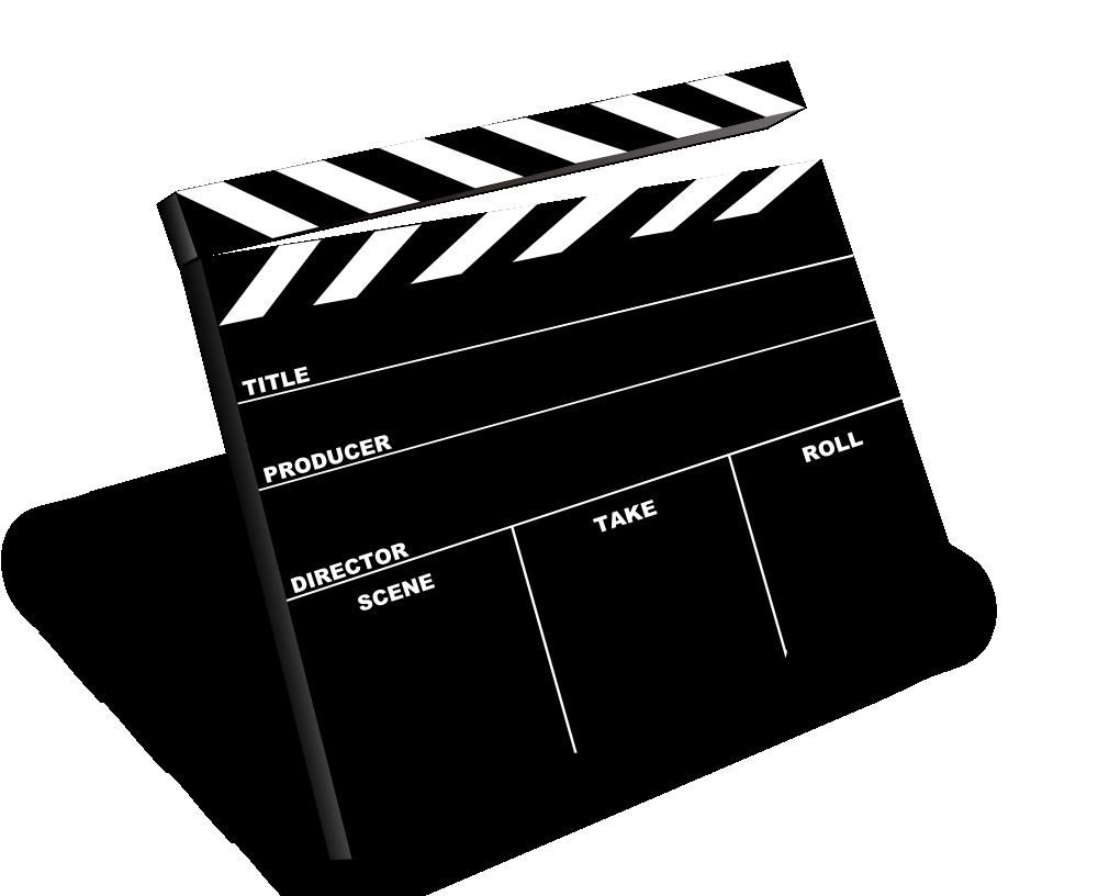 Movie clip art clipartix. Film clipart director camera