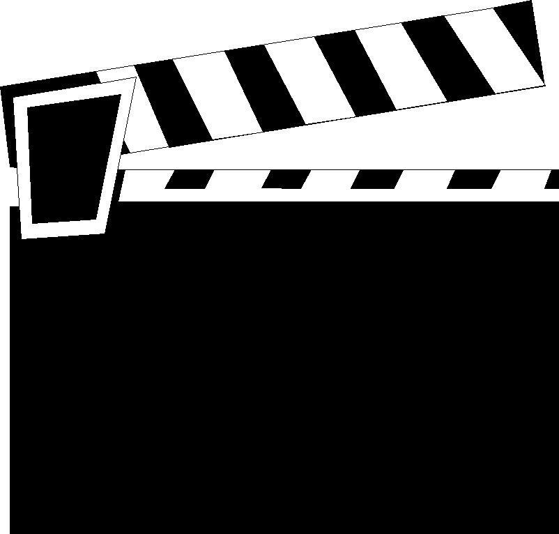 Film clipart director camera. Movie and clipartix
