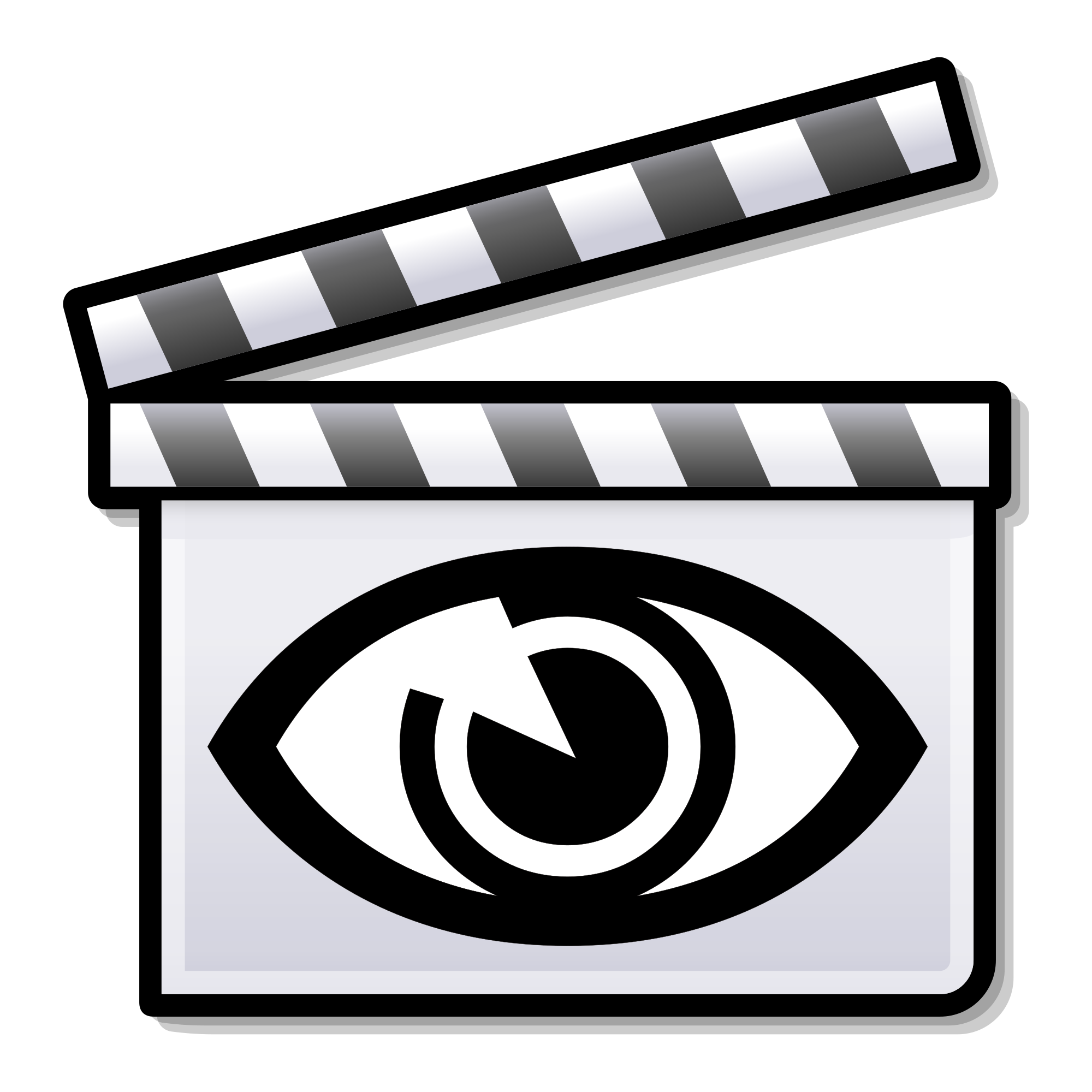 Clip art library file. Film clipart documentary
