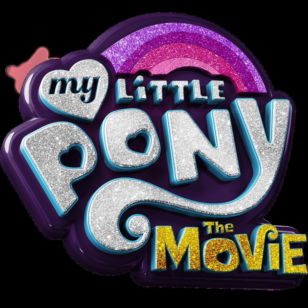 Movie clipart movie logo. Image my little pony