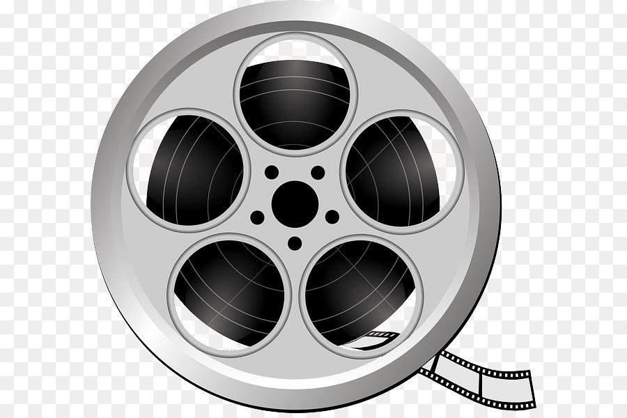 Film clipart film reel. Cinema illustration transparent