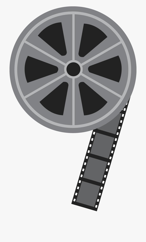 Transparent cartoon free cliparts. Film clipart film reel