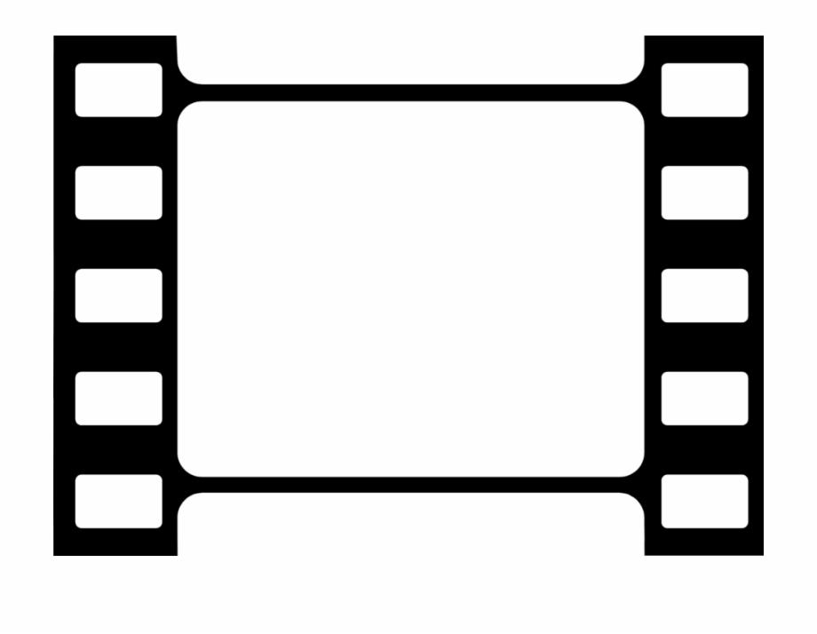 Strip border png pngtube. Film clipart film role