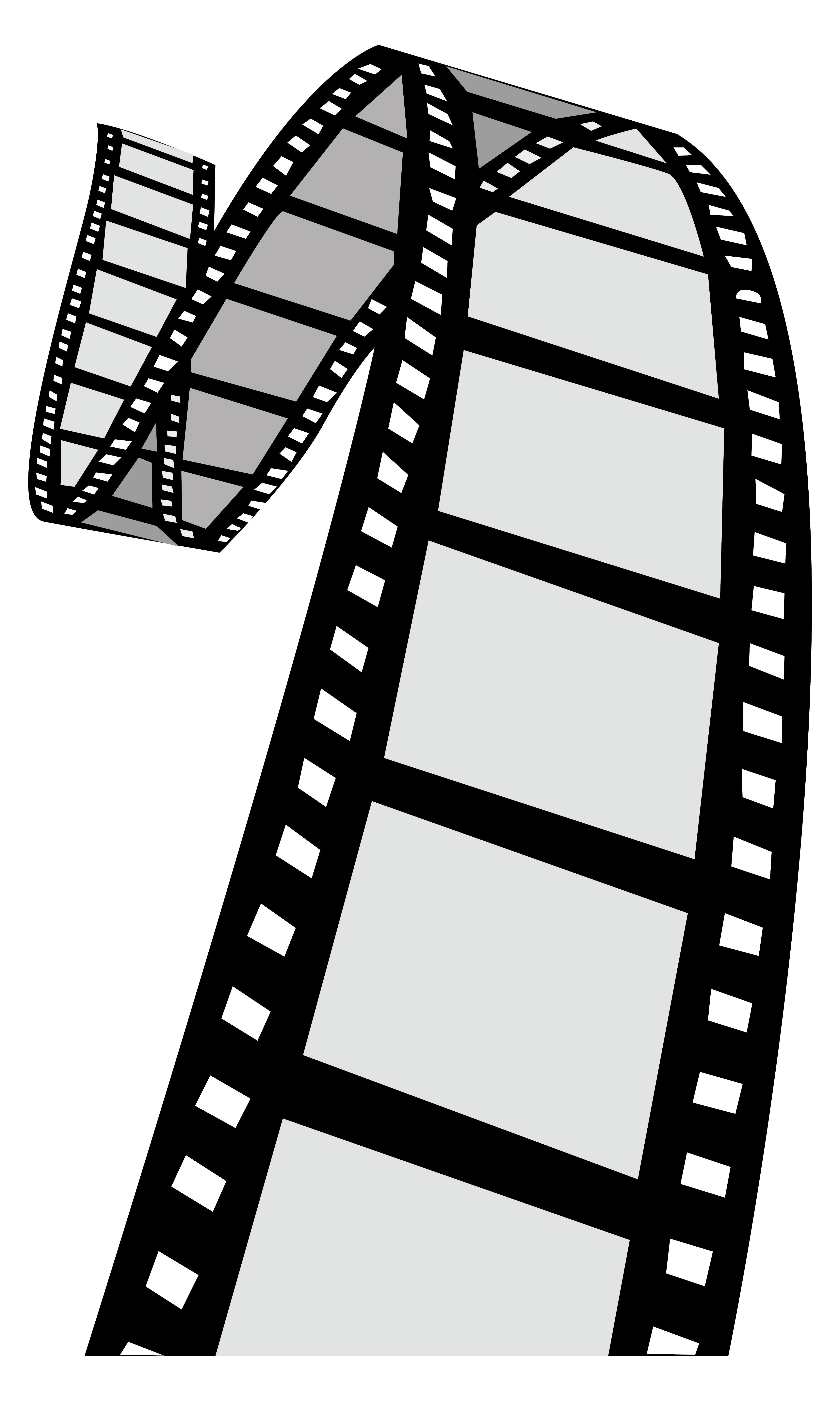 Film clipart film role. Movie honey denim