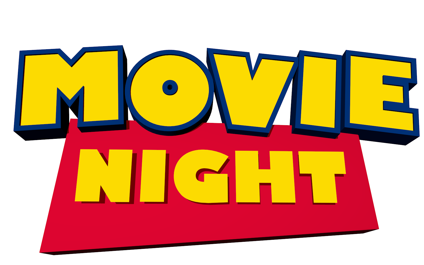 Movie clipart movie snack. A guide to hosting