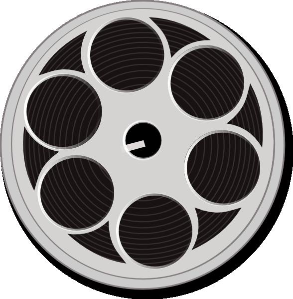 Wheel clipart movie. Hollywood clip art at