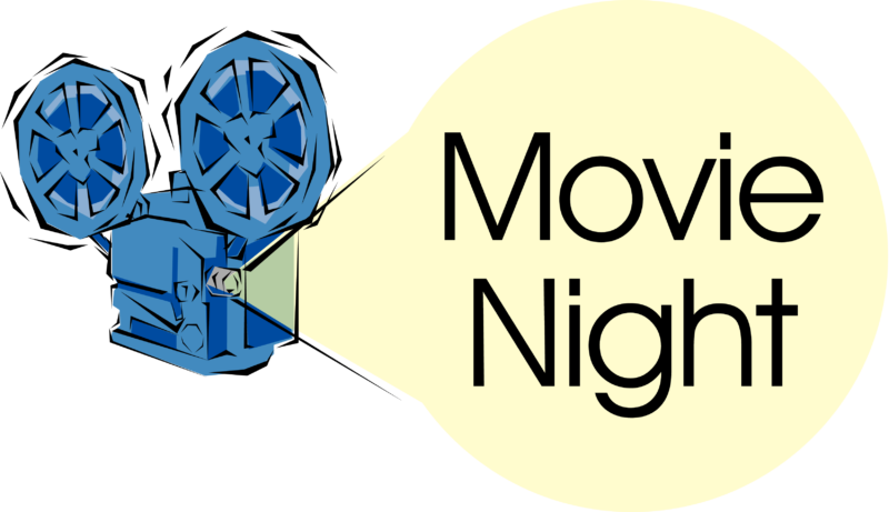New images free photos. Night clipart movie