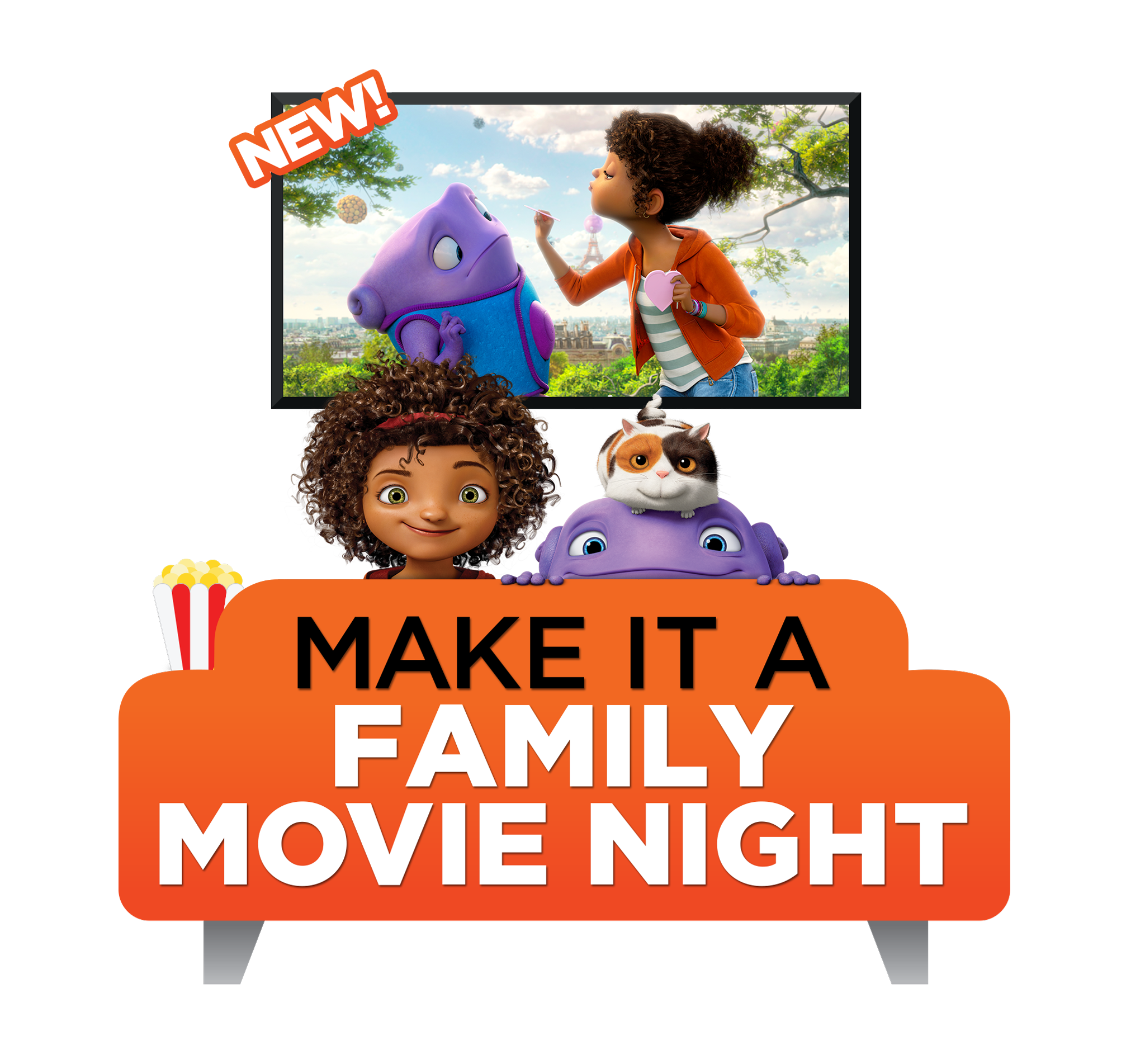 Film clipart movie party. Home themed ideas free