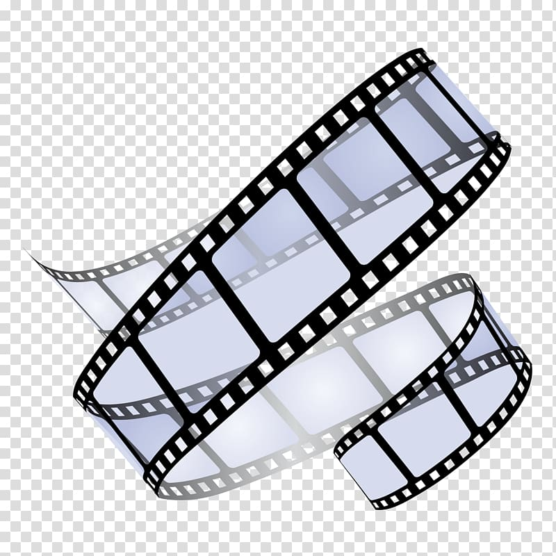 Movies clipart movie player. Photographic film transparent background