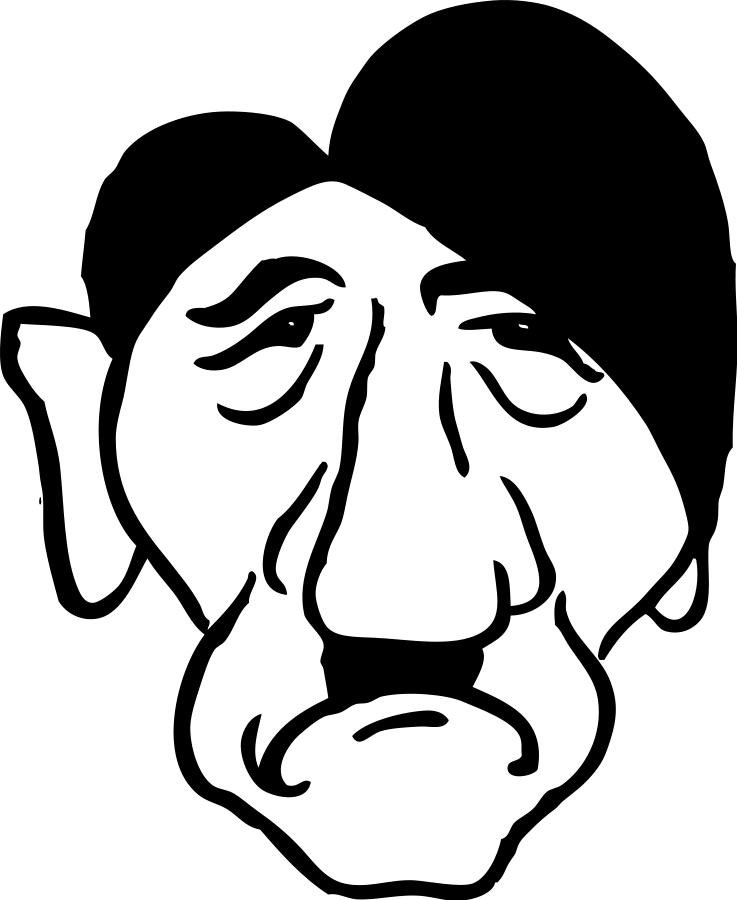 Film clipart vector. Adolf hitler clip art