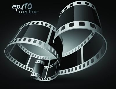 Free download for commercial. Film clipart vector