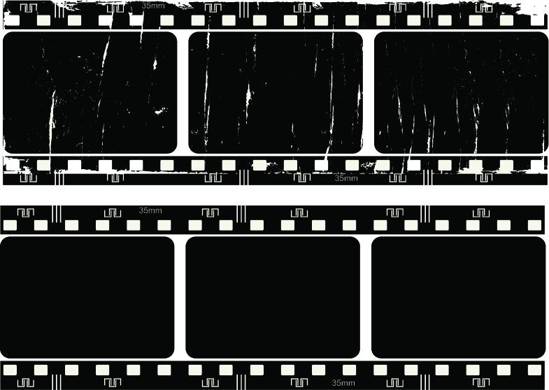 Psd official psds. Film clipart vector
