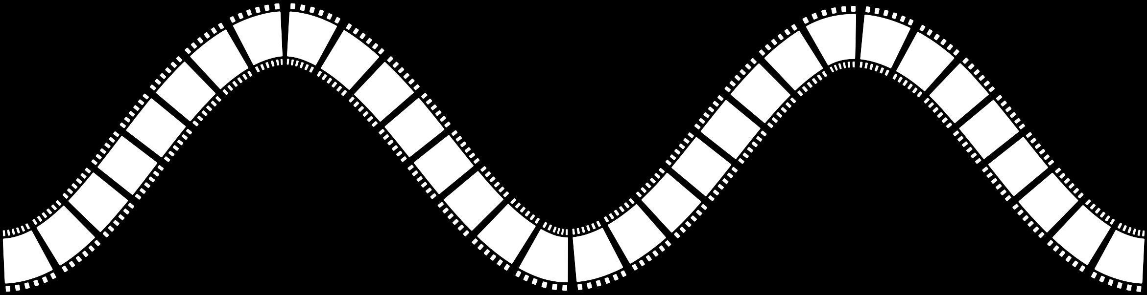 Film clipart wavy. Strip big image png