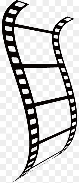 Png images vectors and. Film clipart