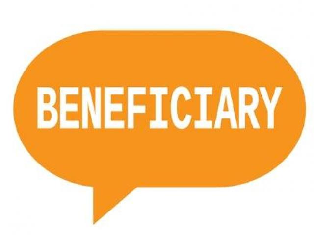 Free download clip art. Finance clipart beneficiary