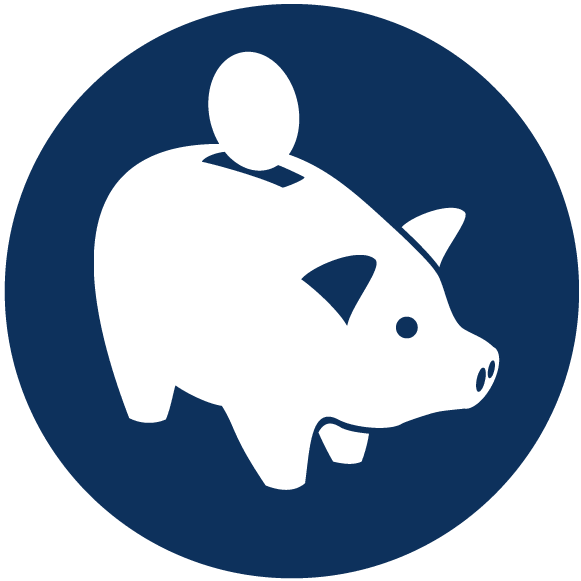 Financial clipart financial advice. Deep blue independent advisers