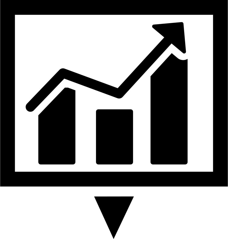 Download symbol of a. Report clipart business statistics