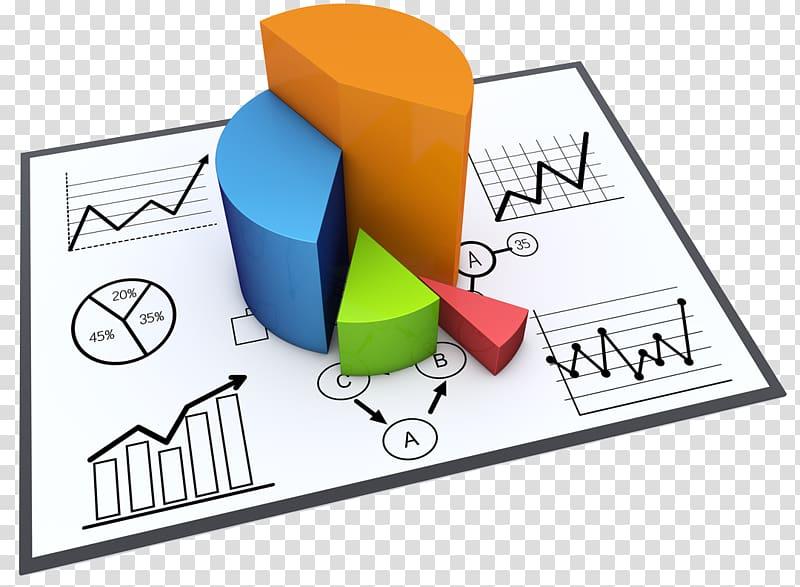 Financial statement analysis management. Report clipart finance report