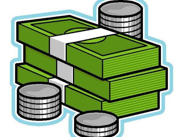 Free download clip art. Finance clipart expense