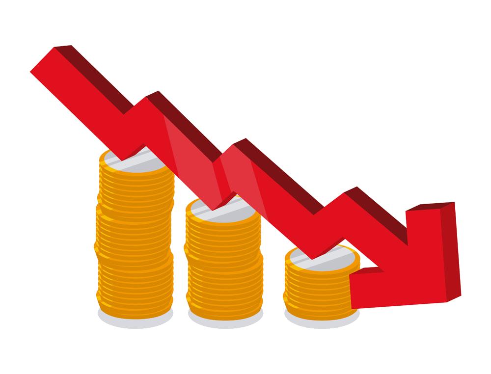 Financial crisis of u. Finance clipart finance chart