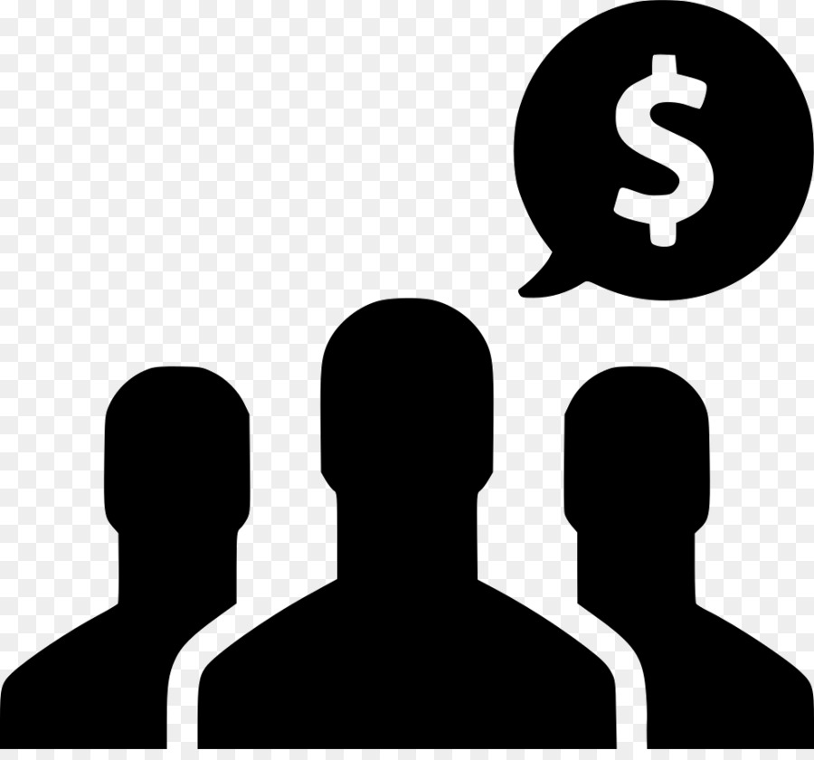 Microphone icon money silhouette. Finance clipart finance team