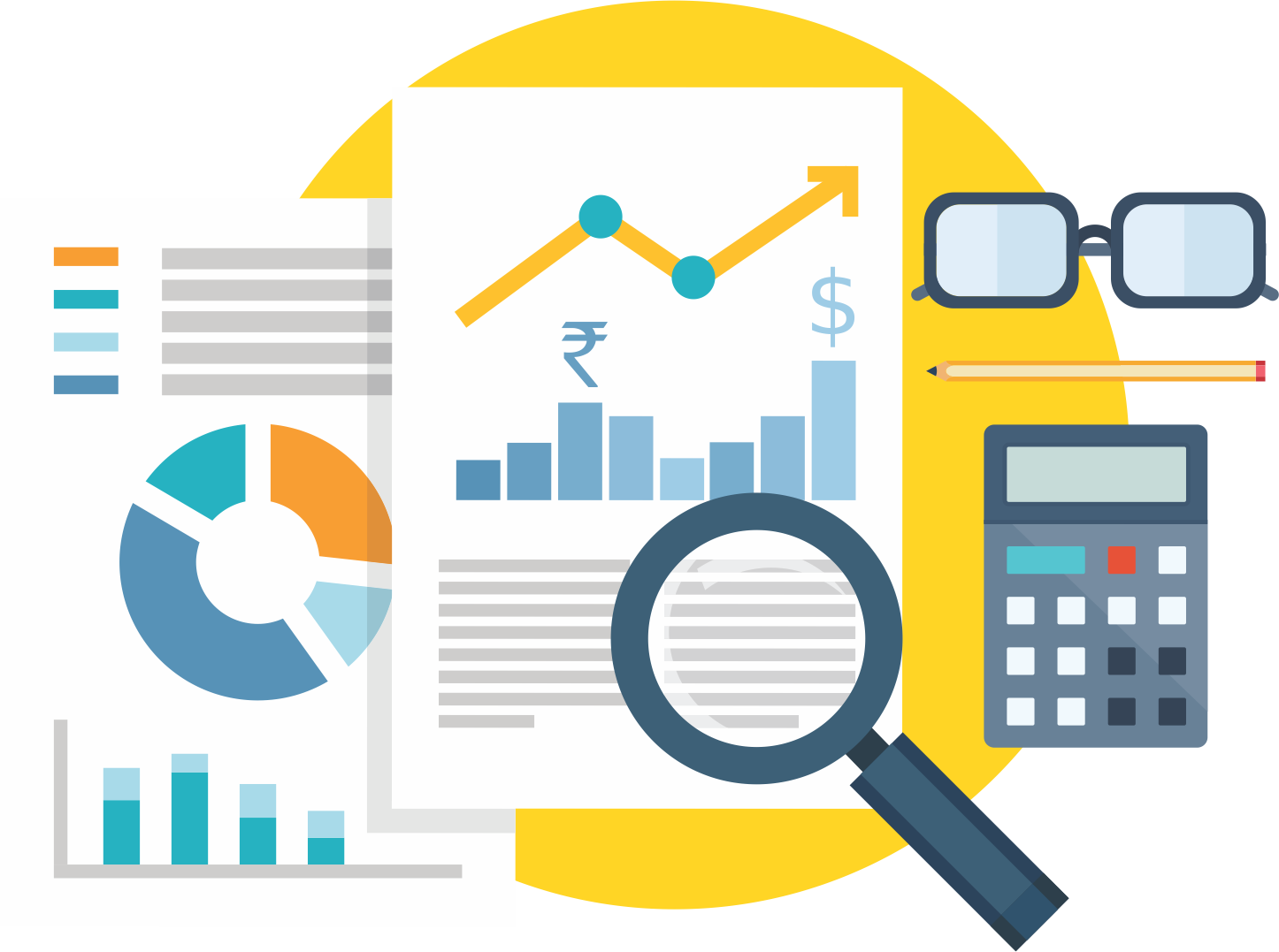 Finance clipart financial model. Career in prodegree course