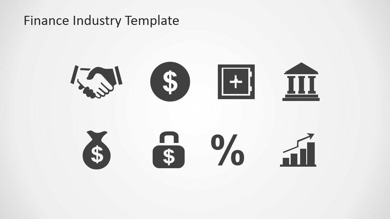 Industry for powerpoint . Finance clipart financial sector