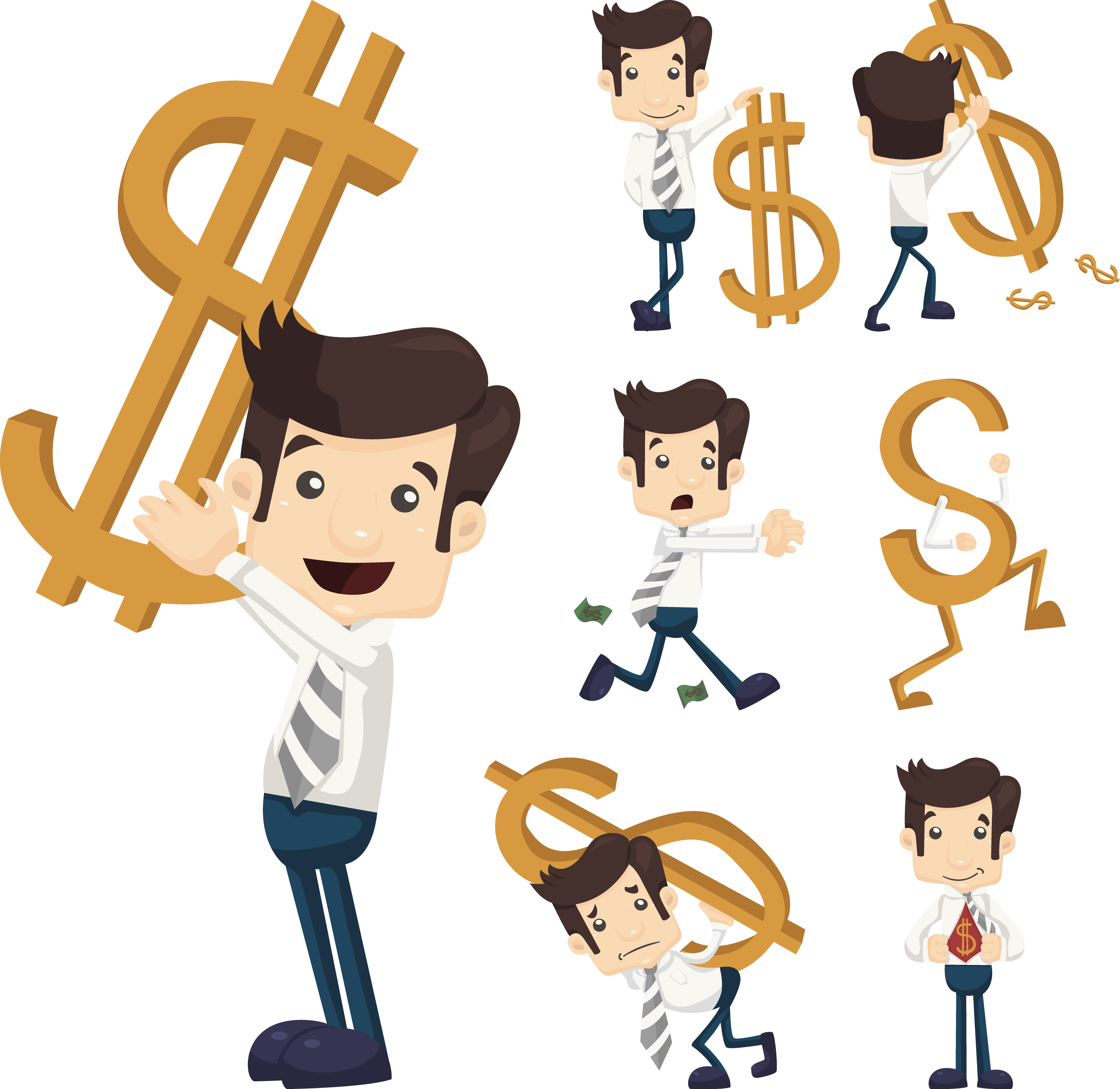 Chartered money cfa institute. Financial clipart financial analyst