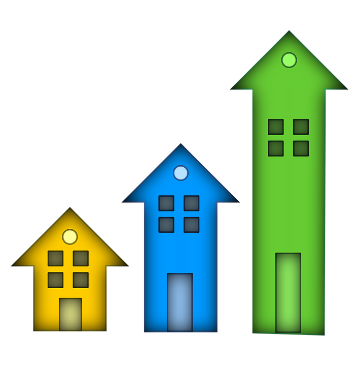Financial clipart property. House prices recover from