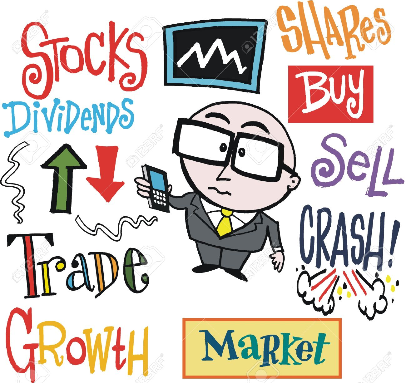 Finance clipart marketing. Free market cliparts download