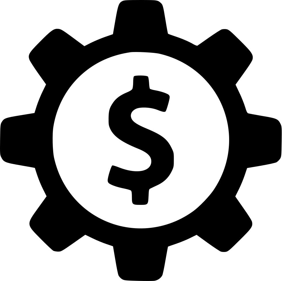 Gears gear icon