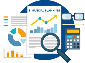Planning . Planner clipart financial plan