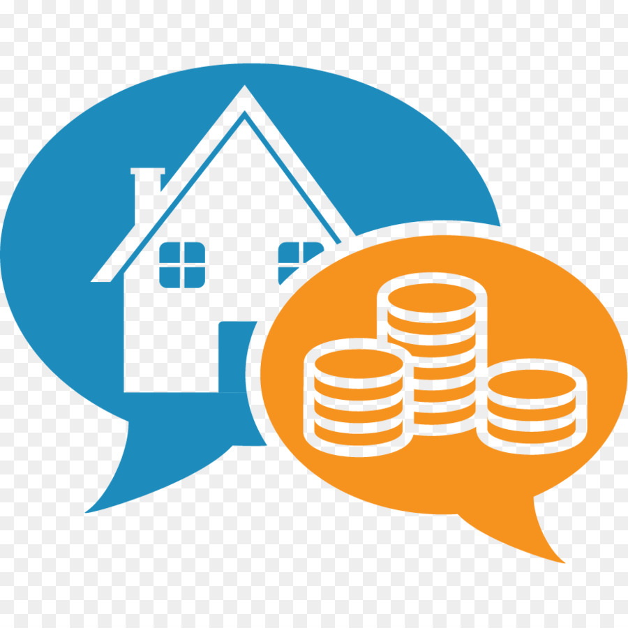 Real estate background money. Finance clipart property