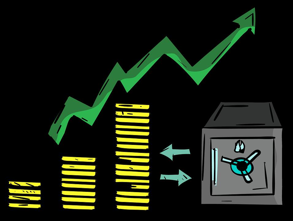 Grow your companies sales. Financial clipart revenue