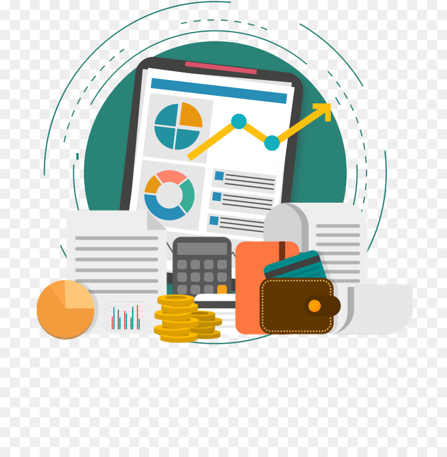 Background . Financial clipart business finance