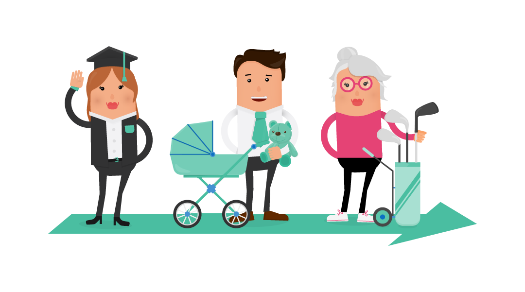 Financial clipart financial advice. Employee wellness key life