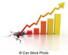 Business panda free images. Financial clipart financial growth