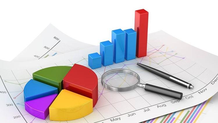 Financial clipart financial model.
