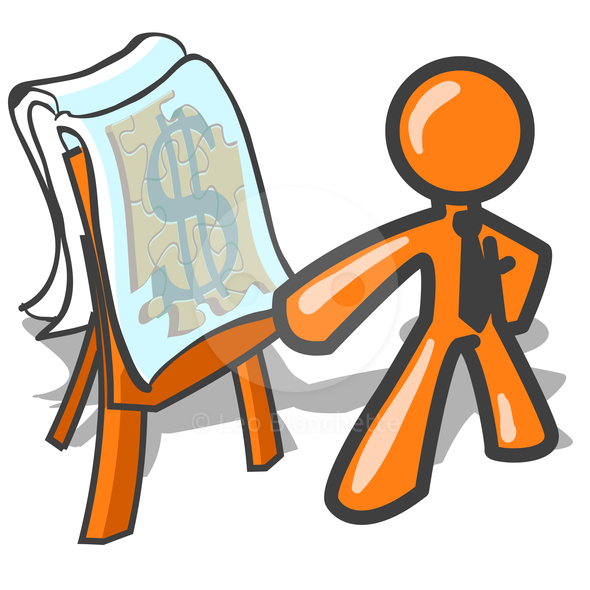 Planning clipart clip art. Financial library