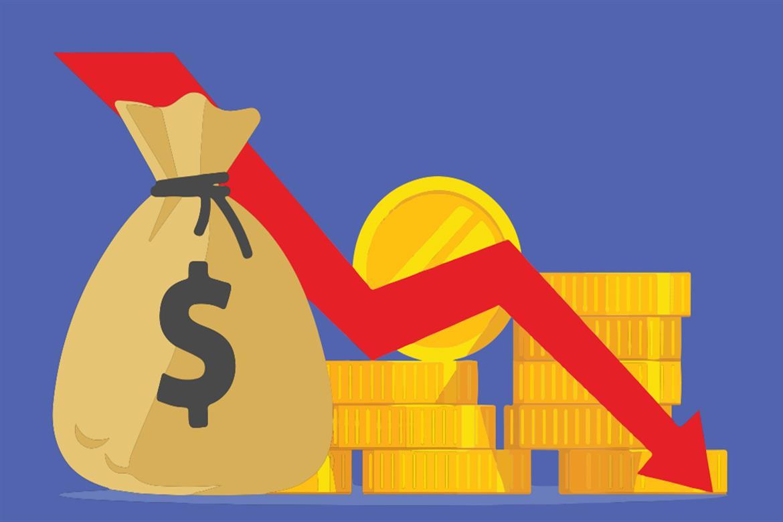 Financial clipart financial sector. Top reason for crisis