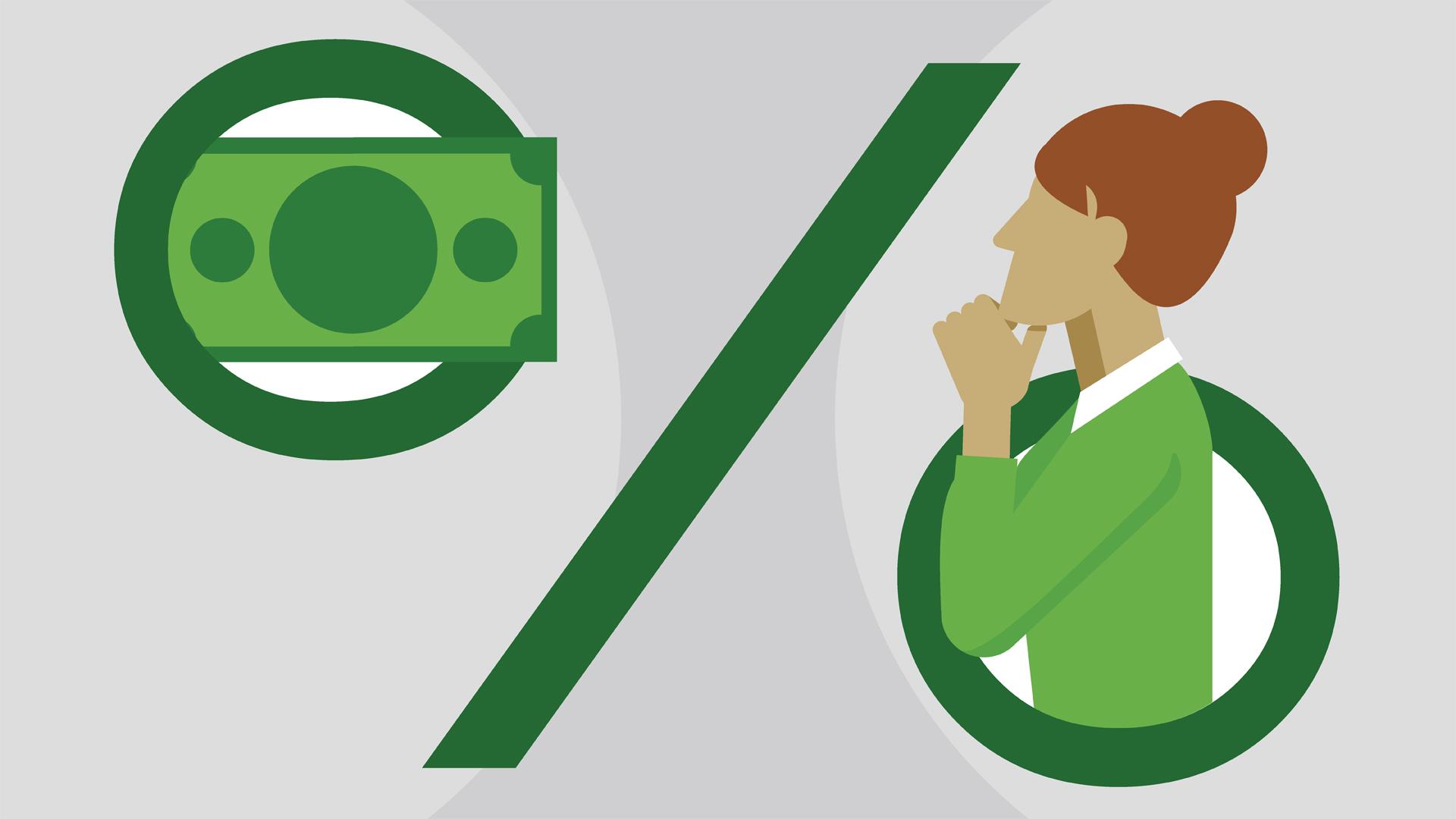 Financial clipart profitability ratio. Running a profitable business