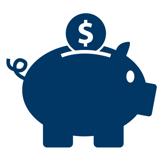 Credit union accounts ventura. Financial clipart savings