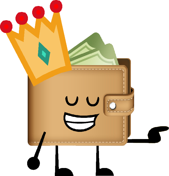 Wallet clipart full wallet. Object terror wikia fandom